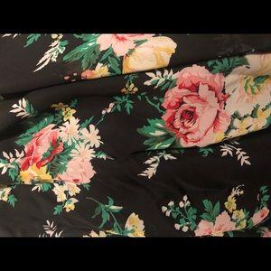 LuLaRoe Maxi 2XL Floral